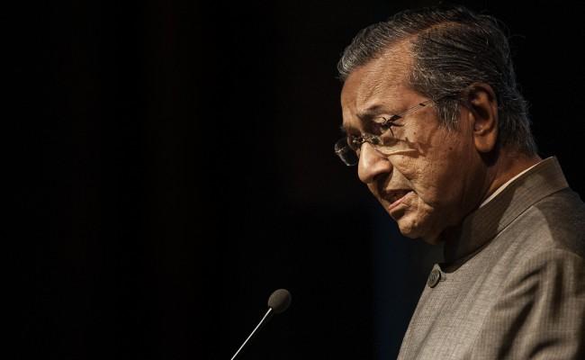 Sajak Perjuangan Yang Belum Selesai oleh Mahathir Mohamad