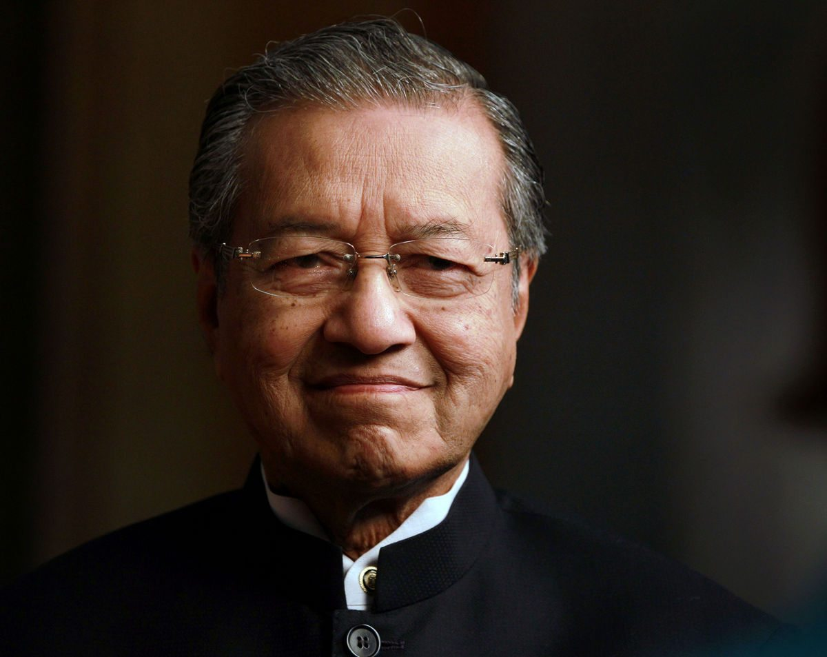 Wallpaper Tribute to Tun Dr Mahathir Mohamad