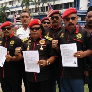 Abdul Rani Kulup dan Geng - Polis Dang Wangi