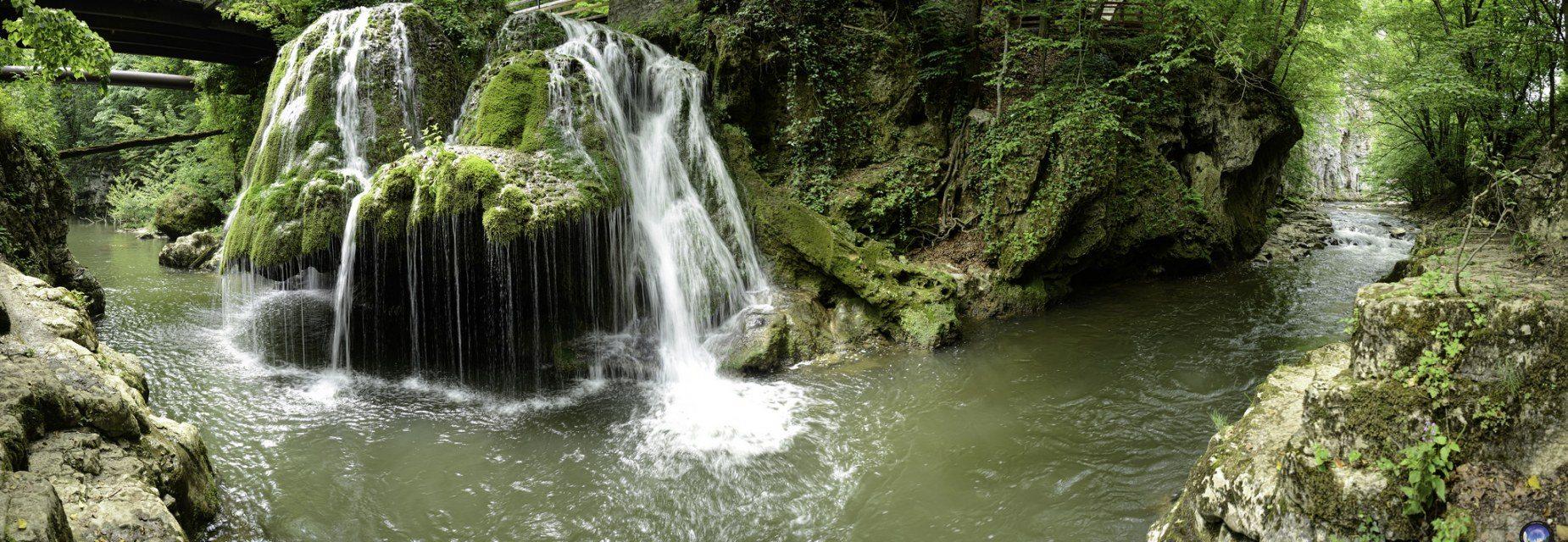 Amazing Bigar Waterfall