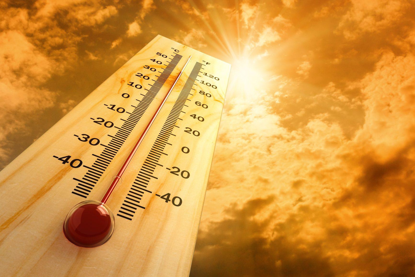 Cuaca Panas - Hot Weather