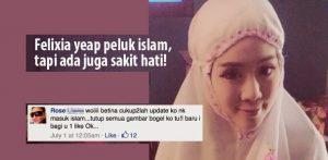 Kisah Seorang Model Playboy Memeluk Islam
