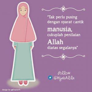 Gadis Cantik Hijab