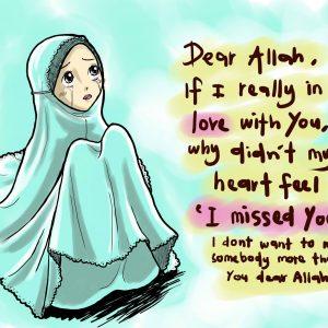 Komik Dakwah Islam Muslimah