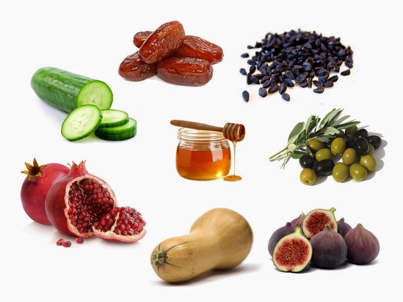 Pemakanan Sunnah - Madu, Delima dan Kurma