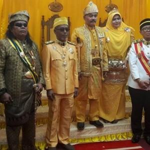 Rani Kulup Terima Anugerah Datuk