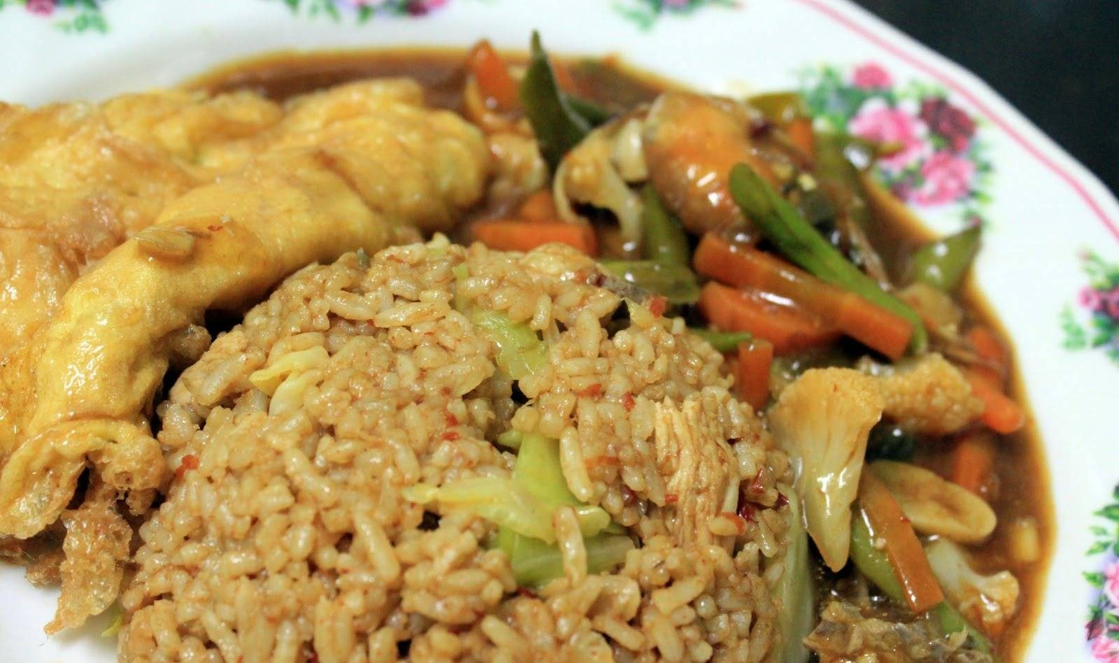 Resepi Nasi Goreng Paprik