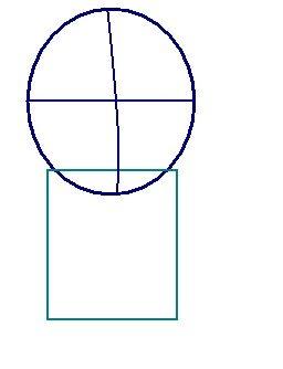 step 1 - how to draw doraemon