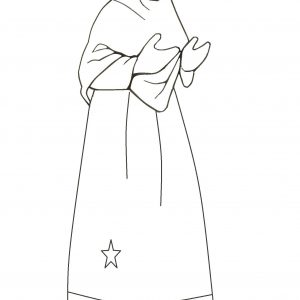 Coloring Pages Muslimah