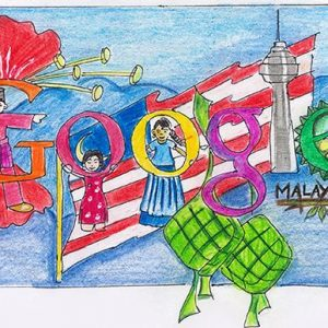 Doodle Google Malaysia