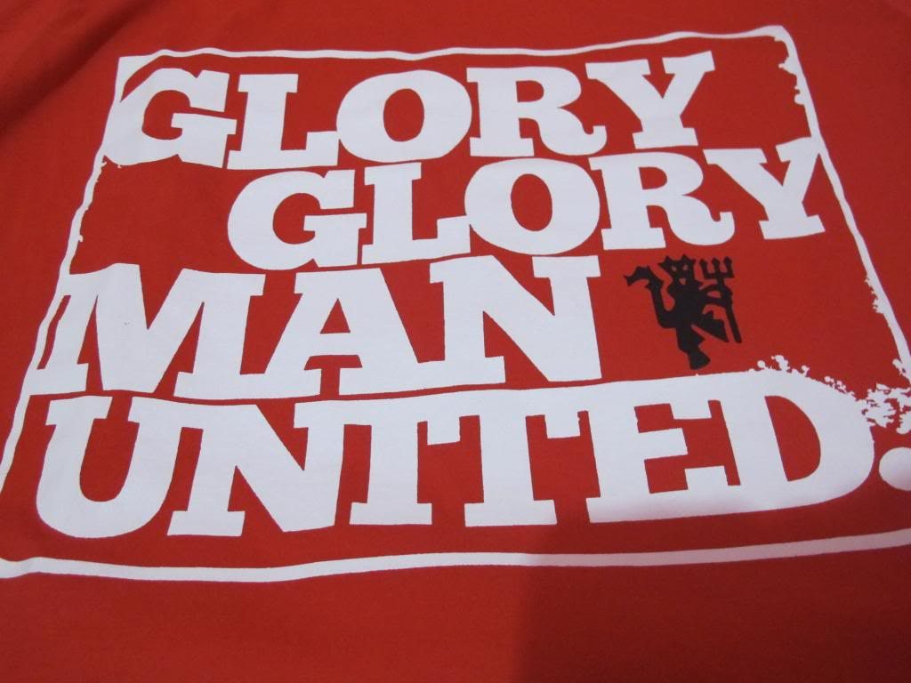 Glory Glory Man United GGMU Wallpaper