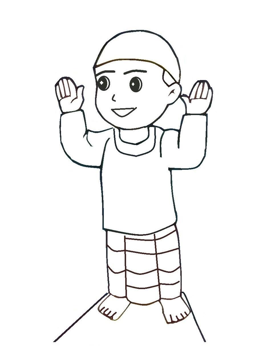 Gambar Kartun Anak Sedang Bermain | Top Gambar