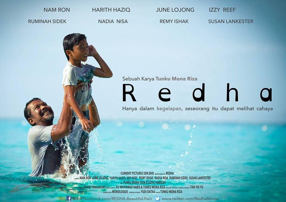 Poster Filem Redha