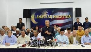 Jom Bersama Kita #SelamatkanMalaysia