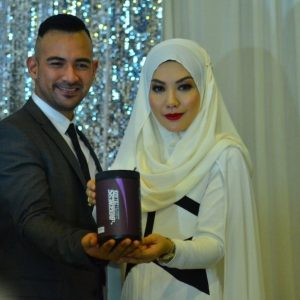 Sharnaaz dan Anis Al-Idrus Couple