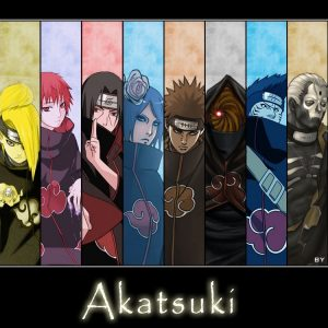 Akatsuki Desktop Wallpapers