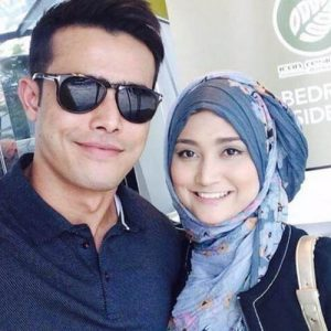 Ayda Jebat dan Zul Ariffin