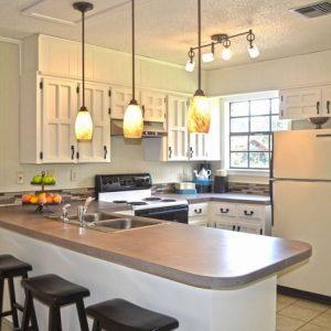 Beautiful Kitchen Counter Bar