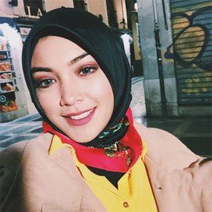 Eyka Farhana Bertudung