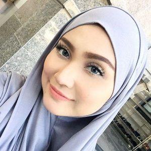 Gambar Cantik Ayda Jebat Bertudung