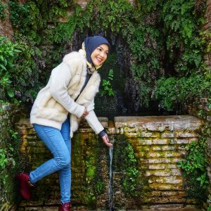 Image Of Hijabista Eyka Farhana