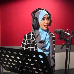 Siti Nordiana Live di Radio THR Gegar