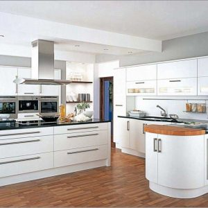 Stylish Formica Kitchen Cabinets