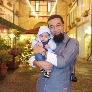 Ustaz Azhar Idrus dan Baby