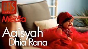 Biodata Anak Che Ta Yang Comel, Aaisyah Dhia Rana