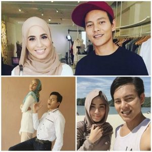 Cinta Nazim Othman dan Bella Dally