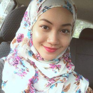 Daiyan Trisha Selfie Tanpa Make Up