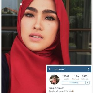 Elfira Loy - TOP 10 Most Popular Malaysians On Instagram