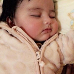 Foto Comel Anak Rozita Che Wan - Aaisyah Sedang Tidur