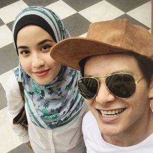 Nazim Othman dan Bella Dally Romantik