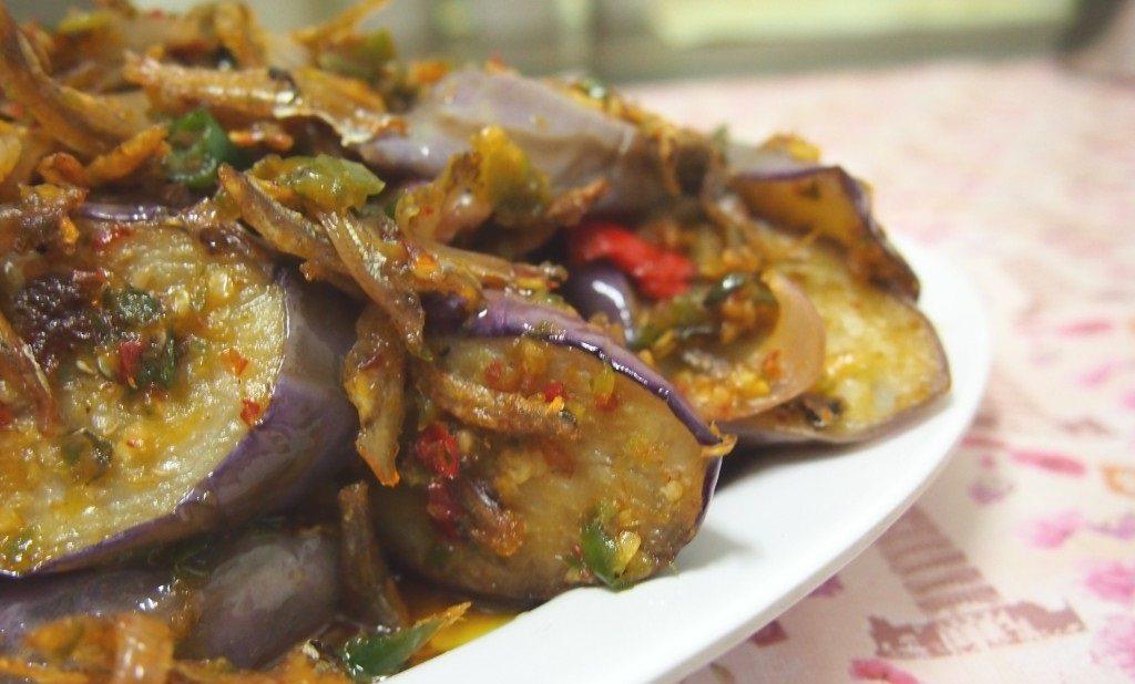 Resepi Terung Berlada Lemak-lemak Pedas   Azhan.co