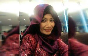 Al-Fatihah Buat Linda Helmi Yang Telah Kembali Ke Rahmatullah
