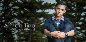 Biodata Aiman Tino, Penyanyi Lagu Ku Rela Dibenci