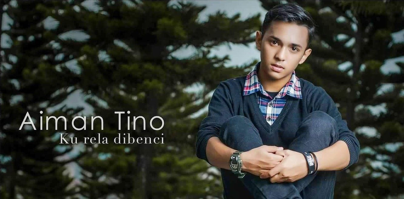 Aiman Tino Cover New