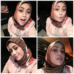 Aksi Spontan Mia Ahmad