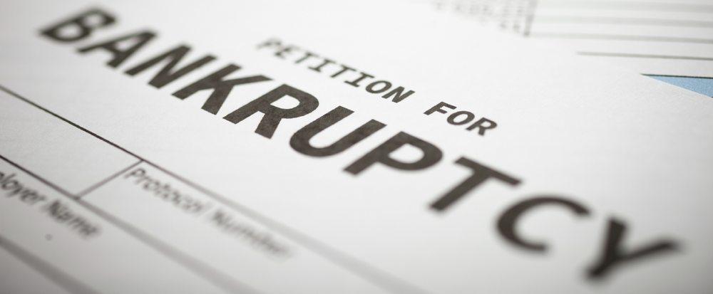 Bankruptcy atau muflis