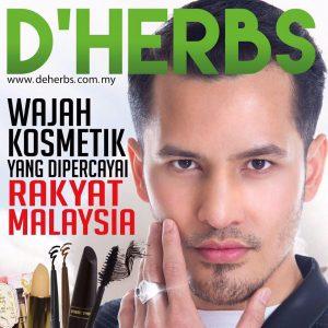Dato Aliff Syukri - DHerbs - Raja Kosmetik Malaysia