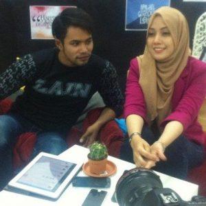 Drama TV3 - Hati Perempuan - Hafreez Adam dan Mia Ahmad