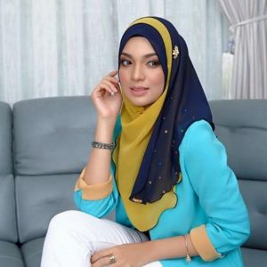 Faces of Fareeda - Amyra Rosli