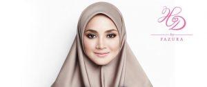Biodata Fazura, Artis Malaysia Paling Cantik!