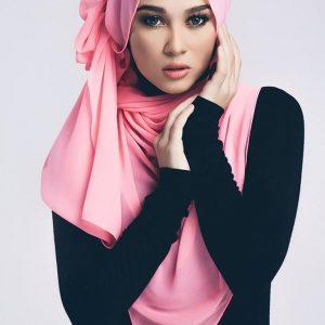 Foto Gadis Jilbab Artis Malaysia
