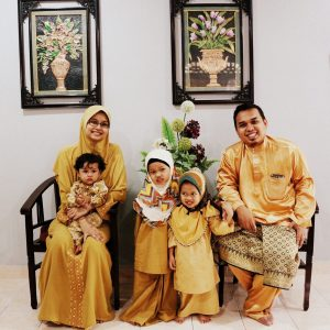 Gambar Keluarga Saiful Nang