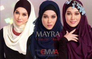 Biodata Emma Maembong, Pelakon Comel Dari Terengganu