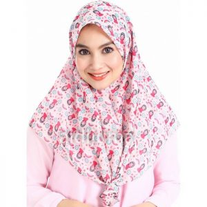 Koleksi Tudung Aidijuma Happy Girl
