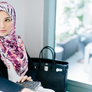 Neelofa muslim beauty queen