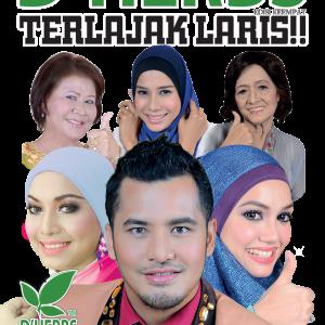 Poster Terlajak Laris - D'Herbs